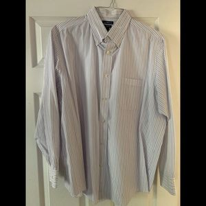 Men's Croft & Barrow dress shirt